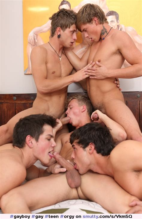 Gay Teen Orgy Hot Cocksucking Young Twinks Group