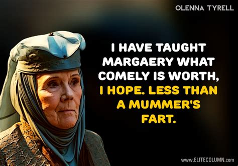 amazingly sharpest olenna tyrell quotes