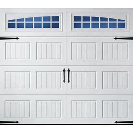 reliabilt  ft   ft  series insulated white garage