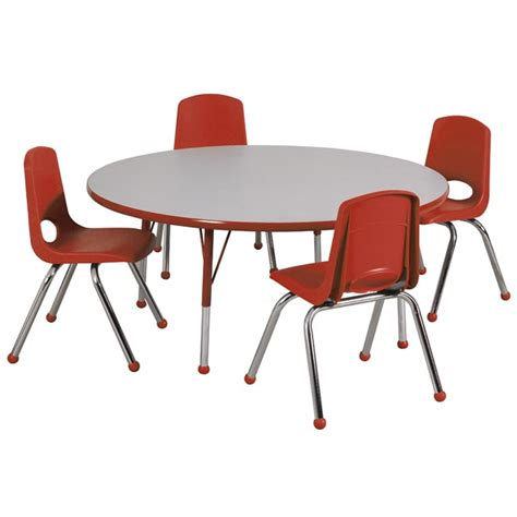all activity table chair package by ecr4kids