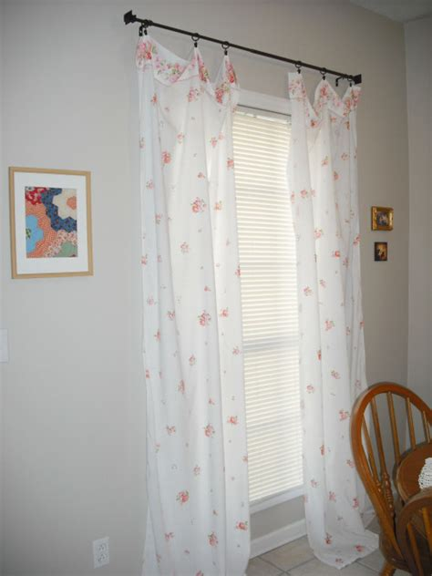 budget friendly  sew diy curtains ideas