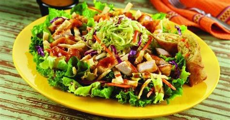 Zaxby's Zensation Zalad! | The Perfect Salad. | Pinterest ...