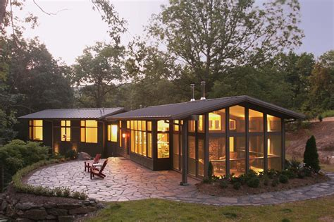 house building green house of the month a respectful retreat in celo
