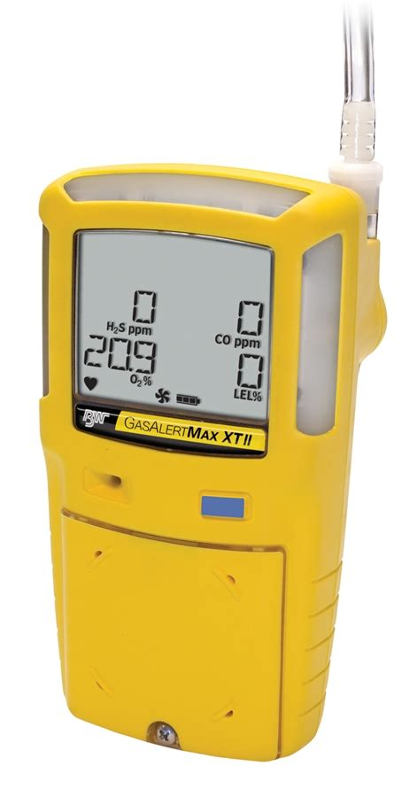 Honeywell Bw Max Xt Ii Multigas Monitor O2 Co H2s And Lel