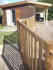 Poseur De Cloture : pose de cl tures en bois autour de piscine artisan ~ Premium-room.com Idées de Décoration
