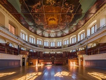 Oxford Sheldonian Theatre Interior Diliff Commons Wikimedia