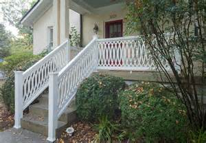 Decorative Front Porch Railing