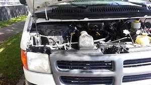 Dodge Ram Van Weak Blower  Dirty Evaporator