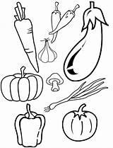 Cornucopia Printable Crafts Coloring Pages Vegetable Thanksgiving Harvest Preschool Fall Craft Diy Easy Freekidscrafts Patterns sketch template