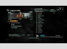 Crysis 3 Multiplayer Lobby Orczcom, The Video Games Wiki