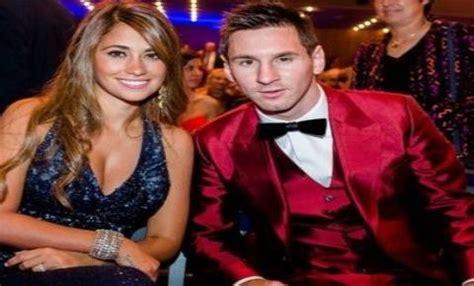 Se casa Lionel Messi