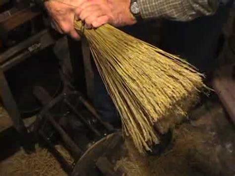broom making youtube