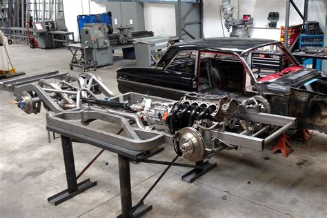 How Modern Chassis Design Breathes New Life Into Vintage