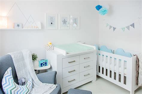 Kinderzimmer Mädchen Hellblau by Babyzimmer Hellblau Grau Mummyandmini Babyzimmer