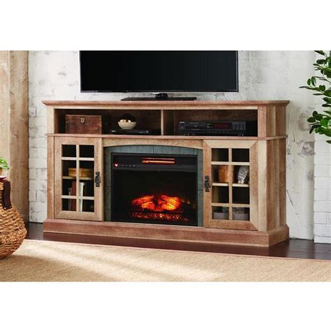 home depot electric fireplace tv stand home decorators collection brookdale 60 in tv stand