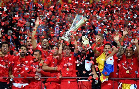 Europa League Final: What Winners Get & Prize Money ...