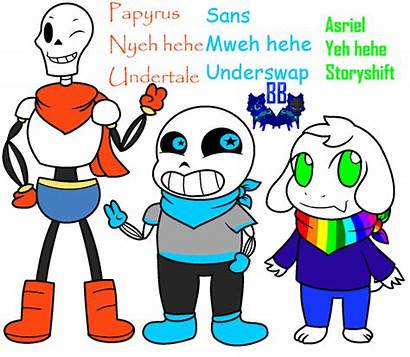 Undertale Underswap Storyshift Royal Guards Deviantart