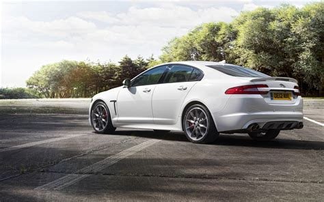 Jaguar Xfr Speed Pack 2018 Widescreen Exotic Car Image 04