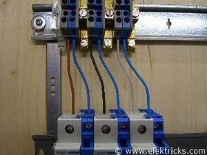 Fi Schalter Anklemmen : fi schalter einbauen anschliessen 5 elektrik ~ A.2002-acura-tl-radio.info Haus und Dekorationen