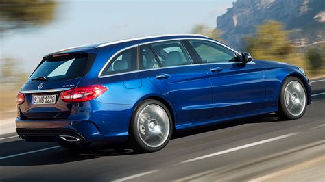Mercedes C Class Estate Wallpapers by 2014 Mercedes C Class Estate Amg Line Wallpapers
