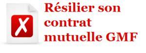 gmf siege social mutuelle gmf résiliation de contrat mutuelle santé