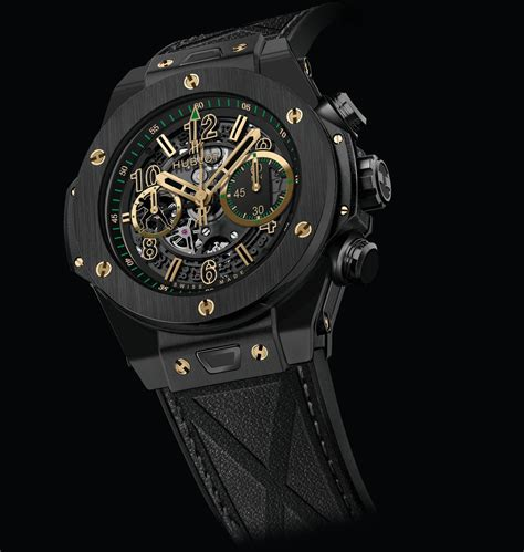 uhr hublot neue uhr hublot big unico usain bolt 2016 edition uhrforum