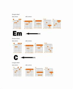 6  Complete Guitar Chord Charts