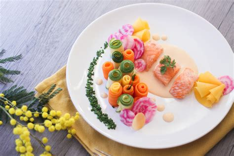 beurre cuisine jardin de légumes saumon sauce au beurre blancdollyjessy