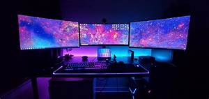 5, Ultimate, Gaming, Space, Setups, From, Reddit