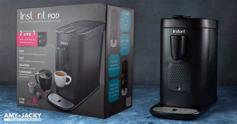 Some users have reported an additional taste in their coffee, not from the pods. Instant Pod Coffee Maker Review   Amy + Jacky