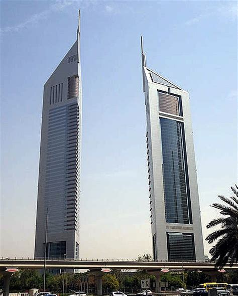 bureau emirates tallest buildings in dubai rediff com business