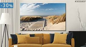 Nordsee Bilder Auf Leinwand : foto auf leinwand mit 30 rabatt gratis versand nikkel ~ Watch28wear.com Haus und Dekorationen