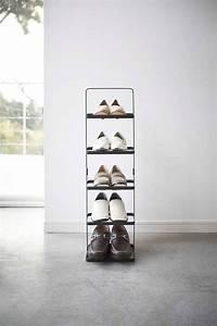 Tower, 5-tier, Slim, Portable, Shoe, Rack