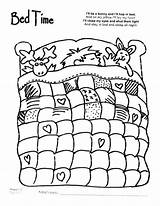 Coloring Quilt Bed Bedtime Night Sheet Animal Sheets Printable Drawing Quilting Cartoon Colouring Pattern Giraffe Worksheets Bedroom Getcolorings Clip Blender sketch template