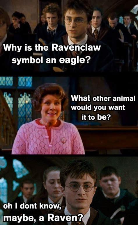 Ravenclaw Memes - harry potter memes funny harry potter lol meme ravenclaw inspiring picture on favim