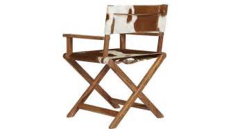 cowhide brown  ivory butterfly chair