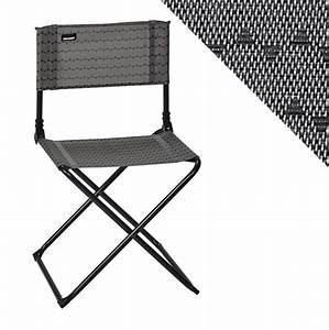 Chaise Camping Pliante : chaise de camping pliante lagon trigano camping car caravane ~ Melissatoandfro.com Idées de Décoration