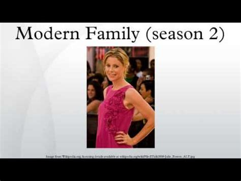 modern family season 2 modern family season 2