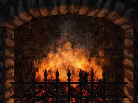 Animated Yule Log Wallpaper - app shopper realistic fireplace entertainment