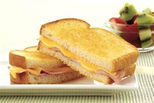 grilled ham and cheese sandwich kraft recipes