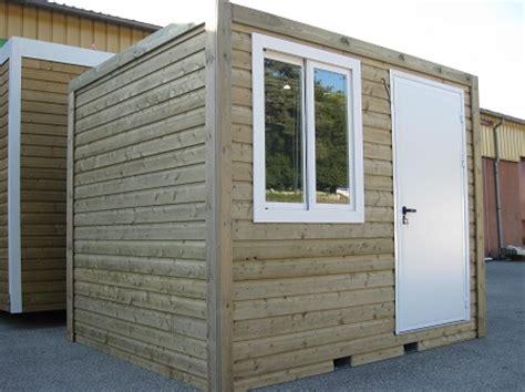 bungalow bureau de vente construction modulaire en bois bungalow à ossature bois