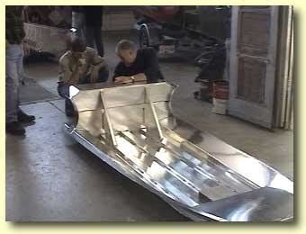 Zodiac Vs Jon Boat by 187 Small Aluminum Boat Plans Plans Lofting Boat