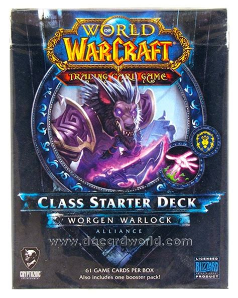 beginner warlock deck 2015 world of warcraft 2013 class starter deck
