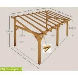 construire une pergola en bois plan 28 images construire une pergola en bois bricobistro