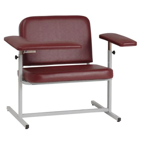 bariatric blood draw chair custom comfort medtek