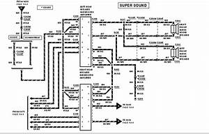 2002 Mustang Mach 460 Stereo Wiring Diagram