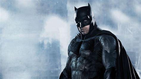 Justice League The End For Ben Affleck Batman