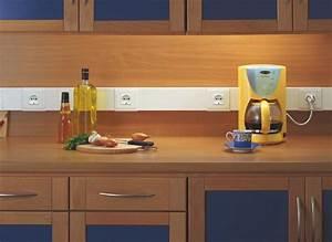 les evolutions de la norme electrique gt la cuisine With prise de courant cuisine