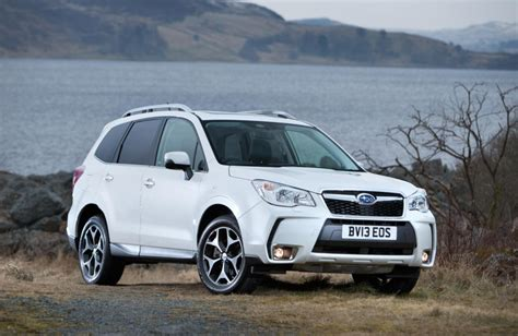 2014 Subaru Forester Detailed Specs Announced (uk