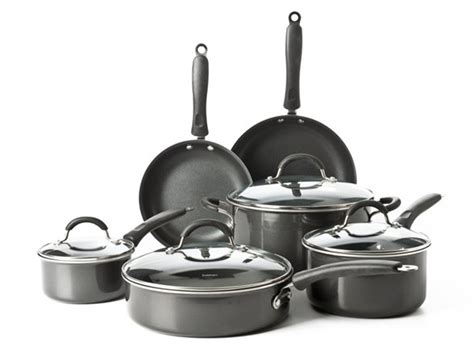 cuisinart kitchen pro cuisinart kitchen pro 10 non stick cookware set only